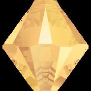 Swarovski Pendant 6328 - 8mm, Crystal Metallic Sunshine (001 METSH), 288pcs