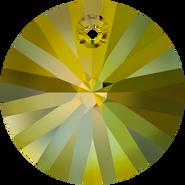 Swarovski Pendant 6428 - 12mm, Crystal Iridescent Green (001 IRIG), 144pcs