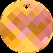 Swarovski Pendant 6621 - 28mm, Crystal Astral Pink (001 API), 24pcs