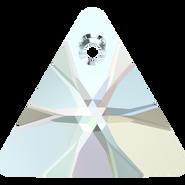 Swarovski Pendant 6628 - 12mm, Crystal Aurore Boreale (001 AB), 144pcs