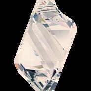 Swarovski Pendant 6650 - 22mm, Crystal Moonlight (001 MOL), 24pcs