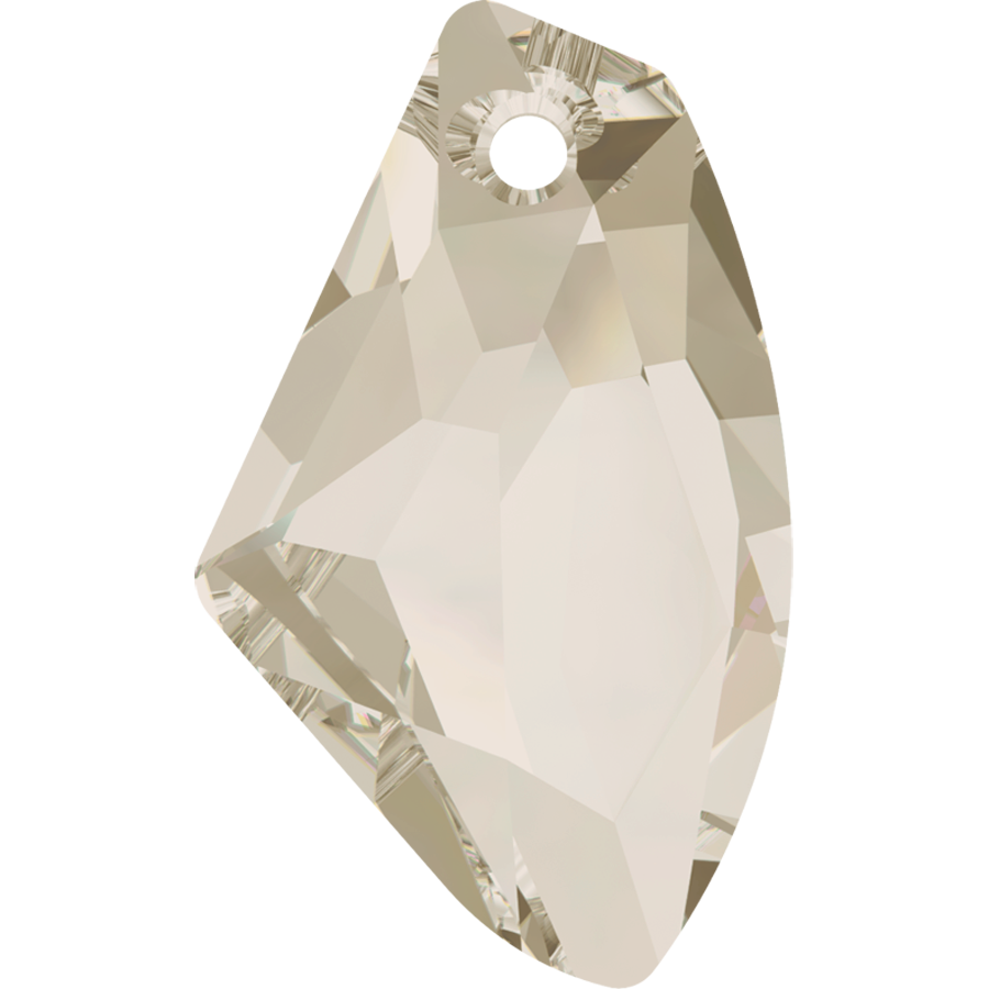 0f571ba05 Swarovski Pendant 6656 - 19mm, Crystal Silver Shade (001 SSHA ...