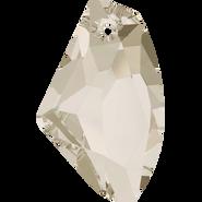 Swarovski Pendant 6656 - 39mm, Crystal Silver Shade (001 SSHA), 6pcs