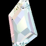 Swarovski Pendant 6670 - 24mm, Crystal Aurore Boreale (001 AB), 48pcs