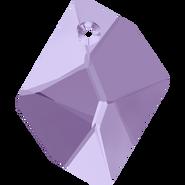 Swarovski Pendant 6680 - 14mm, Violet (371), 144pcs