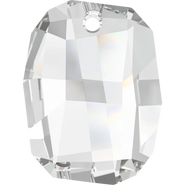 Swarovski Pendant 6685 - 28mm, Crystal (001), 24pcs