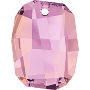 Swarovski Pendant 6685 - 28mm, Crystal Lilac Shadow (001 LISH), 24pcs
