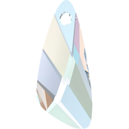 Swarovski Pendant 6690 - 27mm, Crystal Aurore Boreale (001 AB), 36pcs