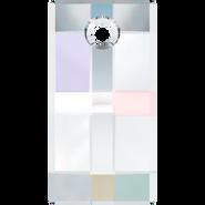 Swarovski Pendant 6696 - 20mm, Crystal Aurore Boreale (001 AB), 24pcs