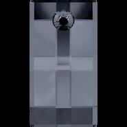 Swarovski Pendant 6696 - 30mm, Crystal Silver Night (001 SINI), 10pcs