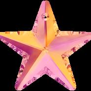 Swarovski Pendant 6714 - 28mm, Crystal Astral Pink (001 API), 24pcs