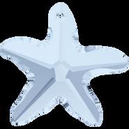 Swarovski Pendant 6721 - 20mm, Crystal Blue Shade (001 BLSH), 30pcs