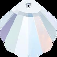 Swarovski Pendant 6723 - 28mm, Crystal Aurore Boreale (001 AB), 18pcs