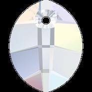 Swarovski Pendant 6734 - 23mm, Crystal Aurore Boreale (001 AB), 30pcs