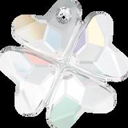 Swarovski Pendant 6764 - 23mm, Crystal Aurore Boreale (001 AB), 24pcs