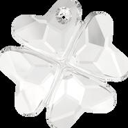 Swarovski Pendant 6764 - 28mm, Crystal (001), 16pcs