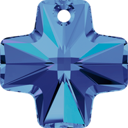 Swarovski Pendant 6866 - 20mm, Crystal Heliotrope (001 HEL), 72pcs