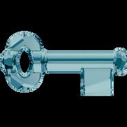 Swarovski Pendant 6919 - 30mm, Indian Sapphire (217), 36pcs