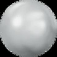 Swarovski Hotfix Pearl 2080/4 - SS34 Light Chrome, (12pcs)