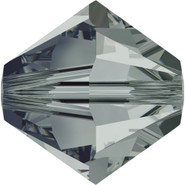 Swarovski 5328# - 5mm Black Diamond, 720pcs, (18-7)