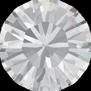 Swarovski Round Stone 1028 - pp12, Crystal (001) Foiled, 1440pcs