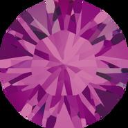 Swarovski Round Stone 1028 - pp7, Amethyst (204) Foiled, 1440pcs