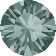 Swarovski Round Stone 1028 - pp8, Black Diamond (215) Foiled, 1440pcs