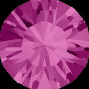 Swarovski Round Stone 1028 - pp8, Fuchsia (502) Foiled, 1440pcs