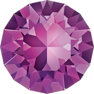 Swarovski Round Stone 1088 - pp25, Amethyst (204) Foiled, 1440pcs