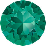 Swarovski Round Stone 1088 - pp30, Emerald (205) Foiled, 1440pcs