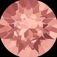 Swarovski Round Stone 1088 - pp31, Blush Rose (257) Foiled, 1440pcs