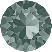Swarovski Round Stone 1088 - ss18, Black Diamond (215) Foiled, 1440pcs