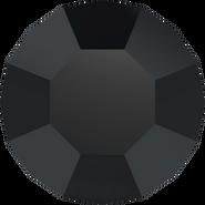 Swarovski Round Stone 1100 - pp0, Jet (280) Foiled, 1440pcs