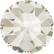 Swarovski Round Stone 1100 - pp1, Crystal Silver Shade (001 SSHA) Foiled, 1440pcs