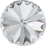 Swarovski Round Stone 1122 - 18mm, Crystal (001) Foiled, 72pcs