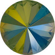 Swarovski Round Stone 1122 - 18mm, Crystal Iridescent Green (001 IRIG) Foiled, 72pcs