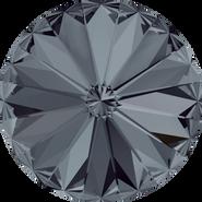 Swarovski Round Stone 1122 - 18mm, Crystal Silver Night (001 SINI) Foiled, 72pcs