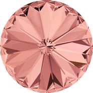 Swarovski Round Stone 1122 - ss39, Blush Rose (257) Foiled, 144pcs