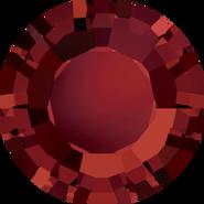 Swarovski Round Stone 1128 - ss29, Siam (208) Unfoiled, 360pcs