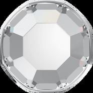 Swarovski Flatback 2000 - ss3, Crystal (001) Foiled, No Hotfix, 1440pcs