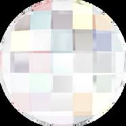 Swarovski Flatback 2035 - 6mm, Crystal Aurore Boreale (001 AB) Foiled, No Hotfix, 360pcs