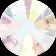 Swar Crystal Flatback 2058 - ss6, Crystal Aurore Boreale (001 AB) Foiled, No Hotfix, 1440pcs