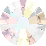 Swar Crystal Flatback 2058 - ss7, Crystal Aurore Boreale (001 AB) Foiled, No Hotfix, 1440pcs