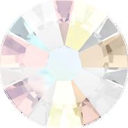 Swar Crystal Flatback 2058 - ss9, Crystal Aurore Boreale (001 AB) Foiled, No Hotfix, 1440pcs