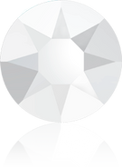 Swarovski 2078 - ss16, Crystal Hotfix Transparent (001 HFT), Hotfix, 1440pcs