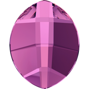 Swarovski Hotfix 2204 - 6x4.8mm, Amethyst (204) Unfoiled, Hotfix, 360pcs