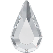 Swarovski Flatback 2300 - 8x4.8mm, Crystal (001) Foiled, No Hotfix, 360pcs