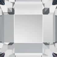 Swarovski Flatback 2400 - 6mm, Crystal (001) Foiled, No Hotfix, 144pcs
