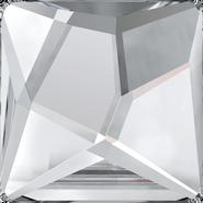 Swarovski Flatback 2420 - 10mm, Crystal (001) Foiled, No Hotfix, 144pcs