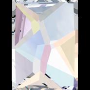 Swarovski Flatback 2520 - 10x8mm, Crystal Aurore Boreale (001 AB) Foiled, No Hotfix, 144pcs